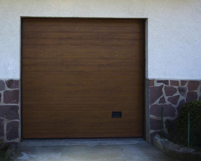 Puertas de garage - Puertas para garages ...